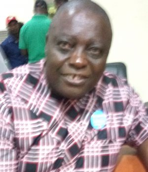 Josiah Biobelemoye, chairman JOHESU