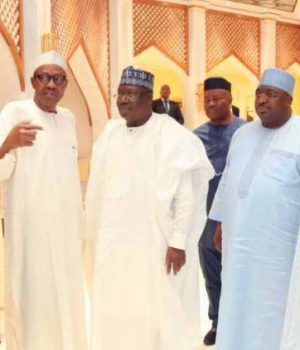 Leadership of the National Assembly to meet President Buhari over IGP Idris