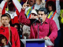 Venezuelan President Nicholas Maduro