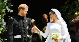 Prince Harry and Meghan-Markle wedding