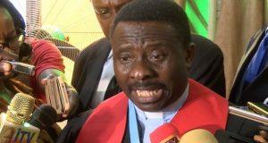 Samson Ayokunle, CAN President
