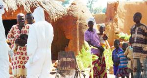 Health officials handling Ebola