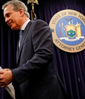 New York State Attorney General, Eric Schneiderman