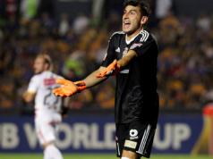 Goalkeeper Nahuel Guzman