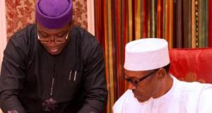 Fayemi quits Buhari's cabinet to face Ekiti guber race