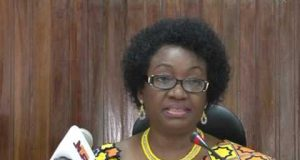 Winifred Oyo-Ita, Head of Service