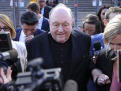 Philip Wilson, the archbishop of Adelaide,