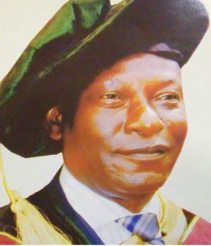 Akinola-Olaolu, Rector Igbajo Polytechnic