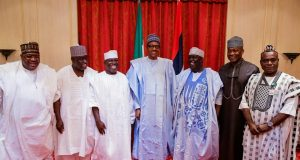 Buhari and some N' Assembly members