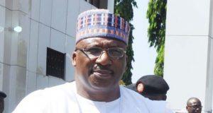 Minister of Interior, Rtd. Lt.Gen Abdulrahman Bello Dambazau