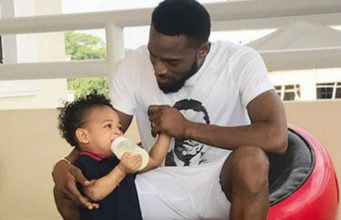 Dbanj-and-son