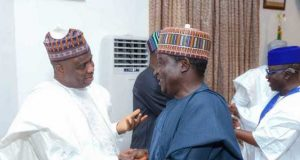 Governors visit Plateau