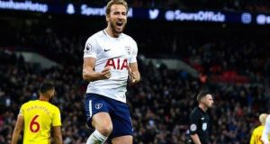 Harry Kane, Tottenham striker