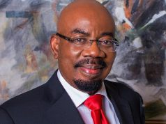 Jim Ovia, Chairman, Zenith Insurance