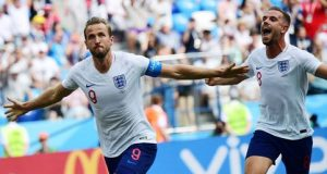 Kane leads England's demolition of Panama