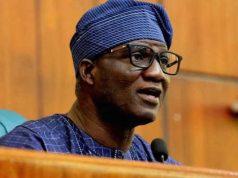 Lasun Yusuff, dep. Speaker, House of Reps