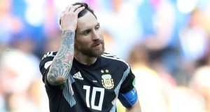 World Cup 2018: Lionel Messi misses penalty against Iceland