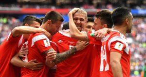 Russian team beat S' Arabian counterpart