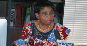 Prof. Moji Adeyeye, NAFDAC DG