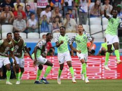 Super Eagles players-vs-Iceland