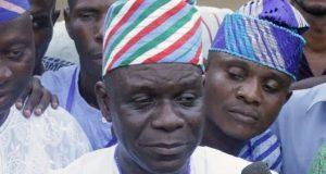 Tunde Balogun, Lagos APC Chairman