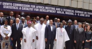 United Nations World Tourism Organisation's Commission for Africa, UNWTO delegates