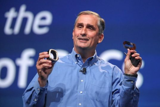 Brian Krzanich, Intel CEO