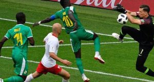 Poland and Senegal match