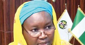 Aminat Zakari, in charge of Election Operations and Logistics