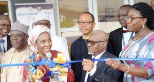 Unveiling of the Multi-billion Naira Aliko Dangote Business school at UI