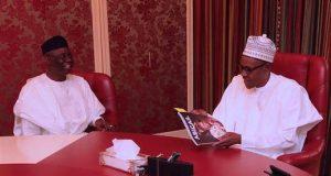 Pastor Bakare with President Buhari