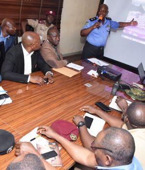 Stakeholders brainstorm on tackling Apapa gridlock