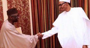 Tunde Bakare and President Buhari