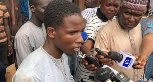 Alleged Chibok kidnappers arrested in Borno