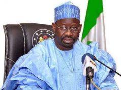 Gov. Ibrahim Hassan Dankwanbo