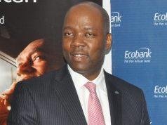 Patrick Akinwuntan, Ecobank MD designate