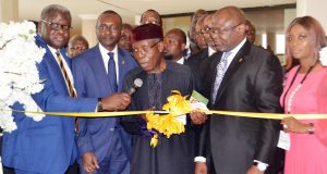 Ogbe with FirstBank Excos