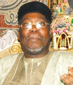 Ibrahim-Coomassie, ex-IG of Police