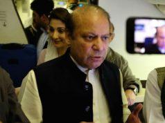 Nawaz Sharif, ex-Pakistani PM