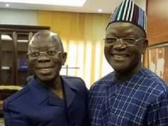 Oshiomhole and Ortom