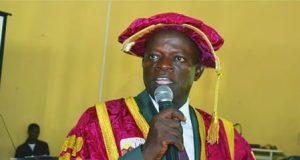 Prof Samuel Oye Bandele, Ekiti State University VC
