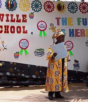 ReapVille School valedictory service
