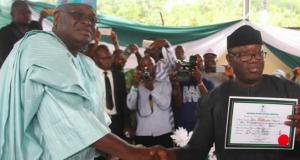 Fayemi gets certificate of return
