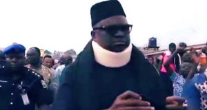 Gov. Ayodele Fayose