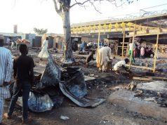 Terminus Market fire outbreak