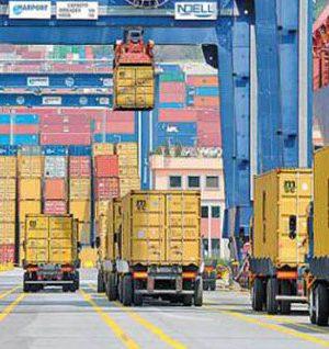 China's export trade