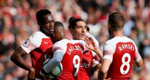 Arsenal beat West Ham