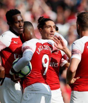 Arsenal beat West Ham
