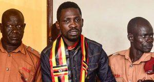 Bobi Wine(Robert Kyagulanyi)