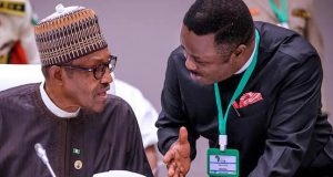 President Buhari and Gov. Ayade